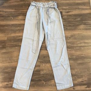 H&M high waisted pants